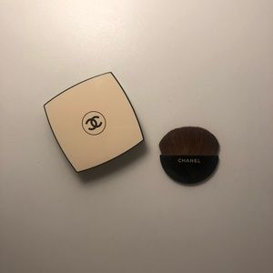 Authentic Chanel Blush with brush